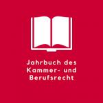Jahrbuch des Kammer- und Berufsrecht 2018 erschienen